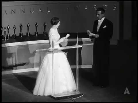 Broderick Crawford Wins Best Actor 1950 Oscars