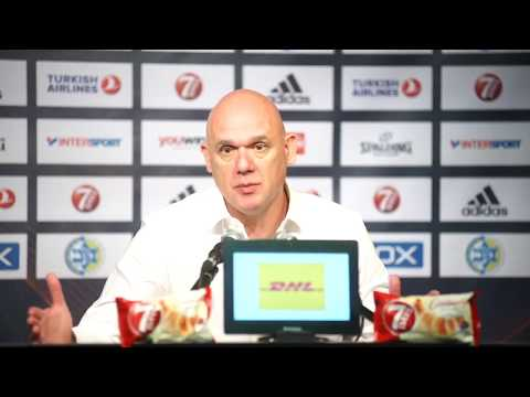 Post-game Press Conference: Maccabi - Milano