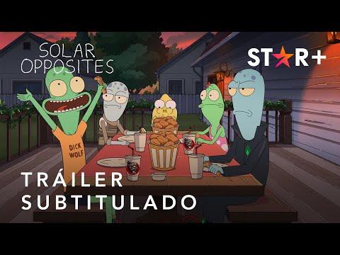 Solar Opposites | Tráiler Oficial Subtitulado | Star+