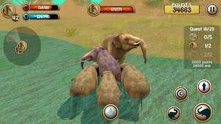 Wild Elephant Sim 3D Android Gameplay 5