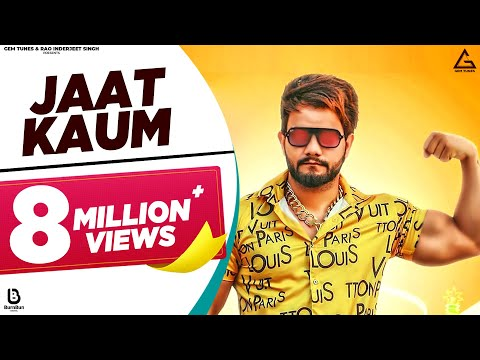 Jaat Kaum - जाट कौम | Biru Kataria | Mohit Jassia | New Haryanvi Songs Haryanavi 2019 | Jaat Songs