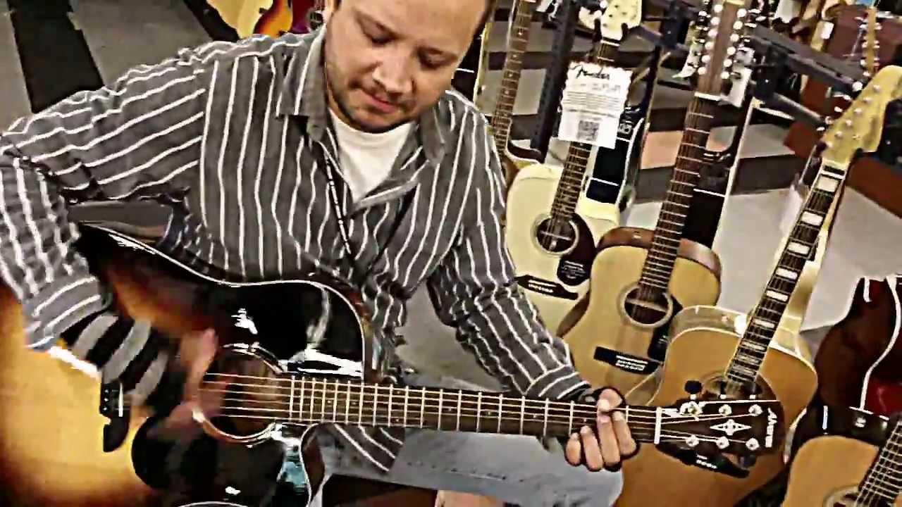 alvarez limited edition guitars at chicago music store in tucson az youtube. Black Bedroom Furniture Sets. Home Design Ideas