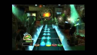 Lostprophets - Rooftops - Guitar Hero World Tour Expert 100%