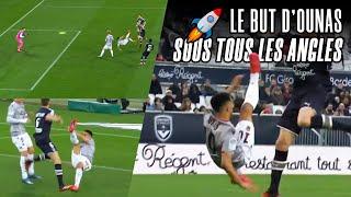 VIDEO: Le but en retourné d'Adam Ounas sous TOUS les angles