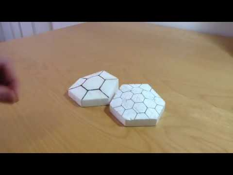 How to mark out a micro-hex grid on your hexes
