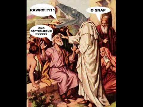 raptor jesus tribute youtube