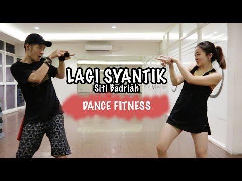 LAGI SYANTIK - Siti Badriah | DANCE FITNESS | Choreo By @duotwins.id