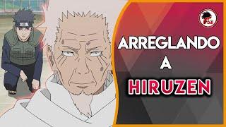 Naruto: Cómo ARREGLARÍA a HIRUZEN SARUTOBI