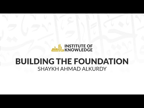 "Part 24 - Building the Foundation | ""Sharing Islam with Arabian Tribes and Seeking Safe Haven"""