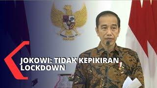 Gambar cover [TERBARU] Presiden Jokowi: Saat Ini Tidak Kepikiran untuk Lockdown