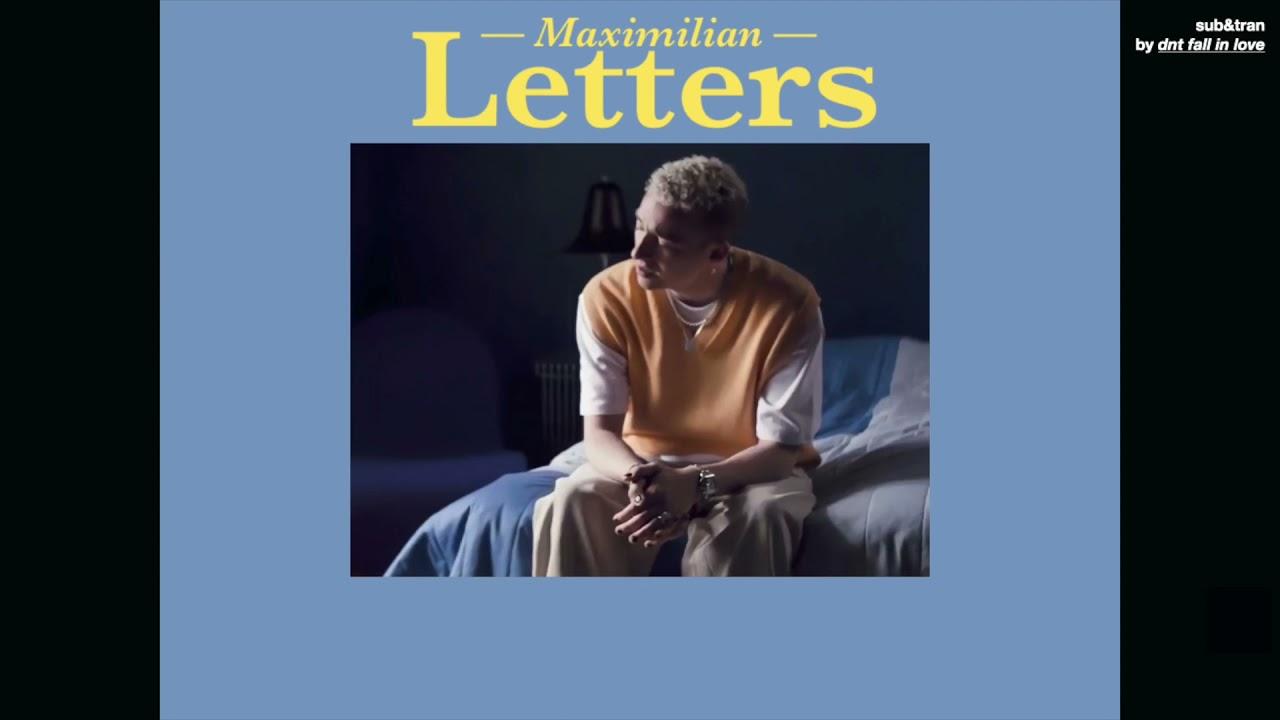 Download [THAISUB] Maximillian - Letters แปลเพลง