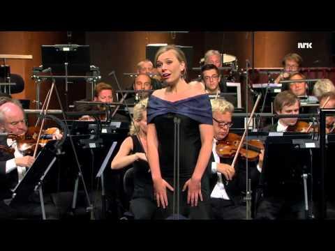 Elsa Dreisig  - Louise - Depuis le jour - Charpentier  - Queen Sonja International Music Competition