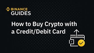 Binance Exchange - How to Buy Cryptocurrency with Credit Card - EASY!