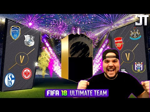 OMG PACKED TOTW FROM MARQUEE MATCH UP SBC!!! - FIFA 18 ULTIMATE TEAM