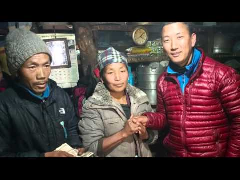 SHERPA FOUNDATION Nepal Documentary
