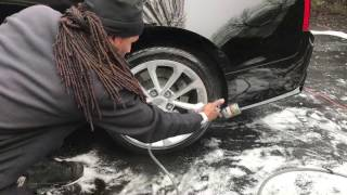Cadillac ATS-V & Buick Enclave by SPORTIES Mobile Auto Detailing..Quick Tips & Car Wash