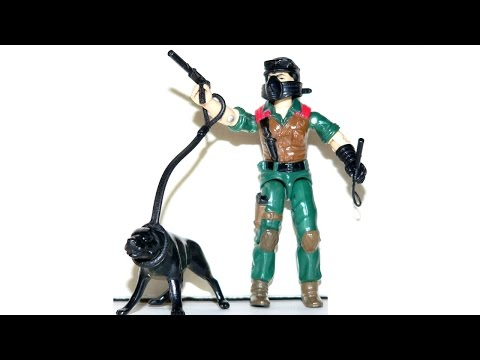 1984 Mutt & Junkyard (Dog Handler & K-9) G.I. Joe review