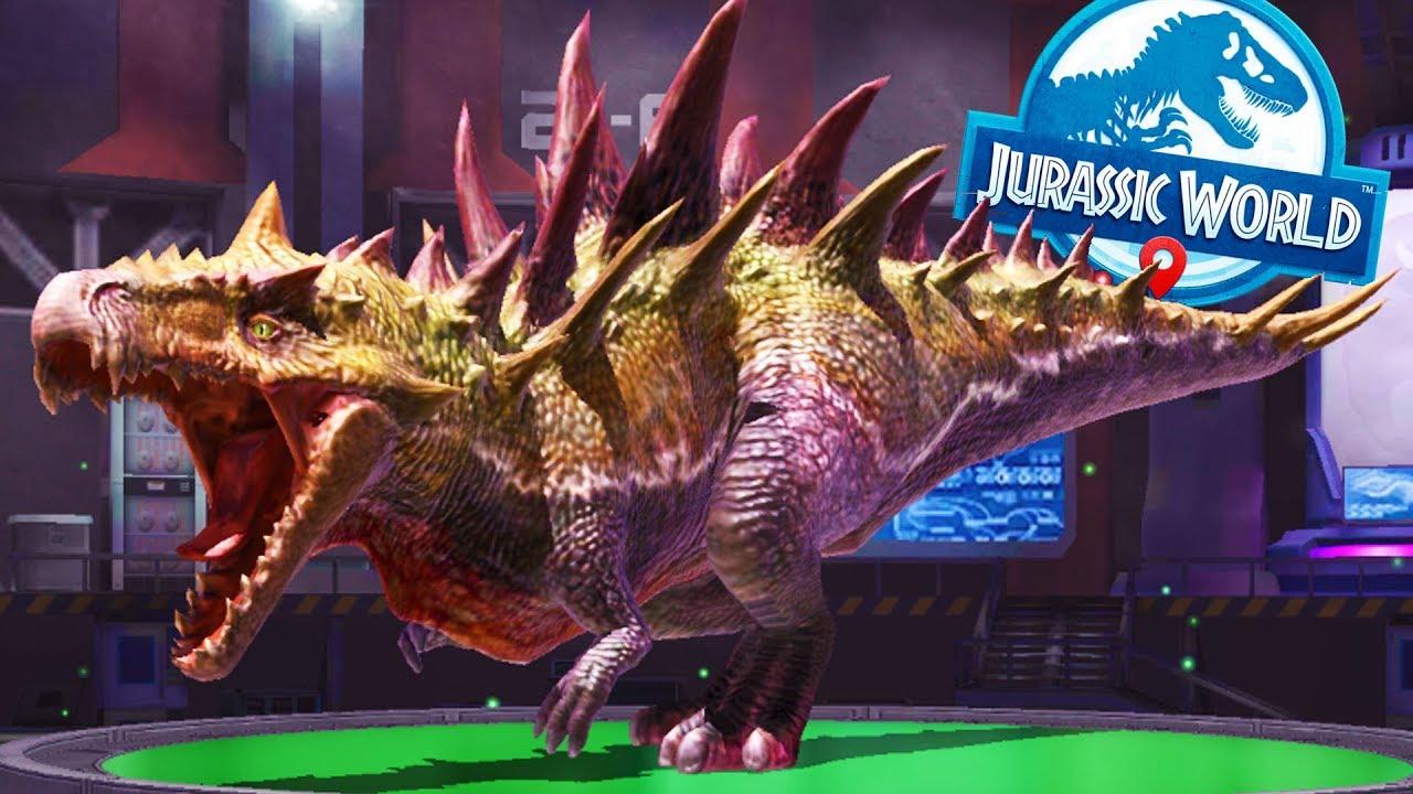 Nuevo Dinosaurio Superhibrido Unico Diorajasaur Jurassic World Alive Youtube La jugabilidad de jurassic world alive es prácticamente la misma que la del juego de pokémon. nuevo dinosaurio superhibrido unico diorajasaur jurassic world alive