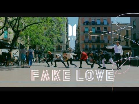 [KPOP DANCE IN PUBLIC] BTS (방탄소년단) - 'FAKE LOVE'  | Risin'Star Project IV feat. TheBOX