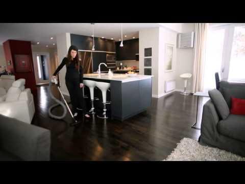 syst me d 39 aspiration centralis e husky youtube. Black Bedroom Furniture Sets. Home Design Ideas
