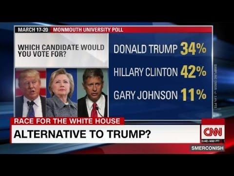 Gary Johnson: GOP Trump Alternative?