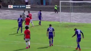 Gandzasar vs Shirak full match