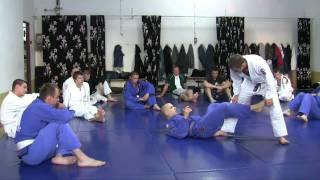 Trening w klubie ROSOMAK BJJ i MMA Białystok
