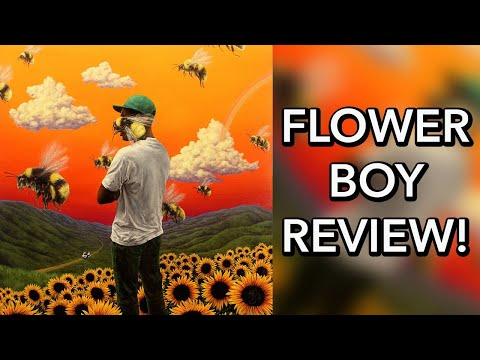 """tyler-the-creator's-""""flower-boy""""-review!"""