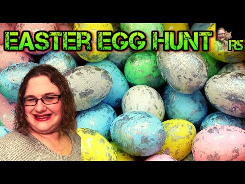Fun With The Family...not Hunting Wrabbits Just The Eggs!
