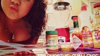 the smoothie challenge   rtc monday