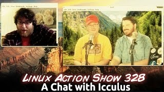 A Chat with Icculus | Linux Action Show 328