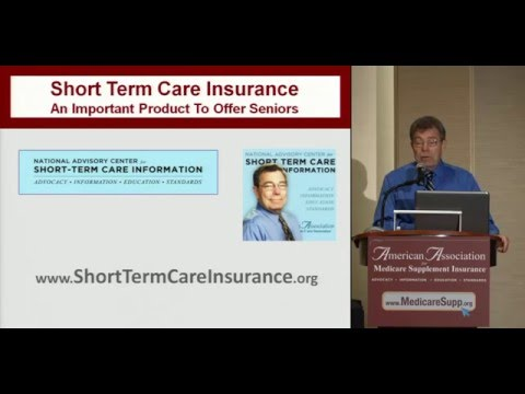 Short Term Care Insurance Sales Opportunity