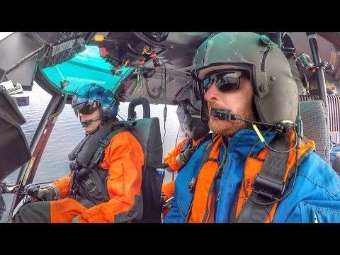 U.S. Coast Guard Rescue Flight VLOG!