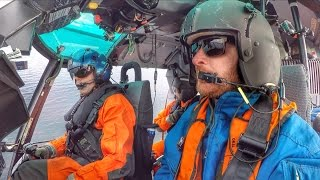 U.S. Coast Guard Rescue Flight VLOG!