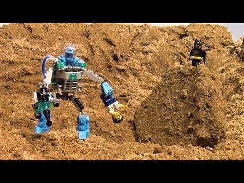 LEGO DAM BREAK : FALL