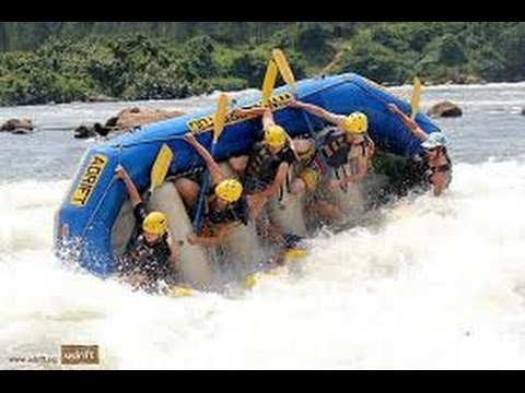 Rafting the White Nile PGS 2010