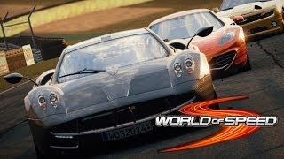 World of Speed - Debut Trailer [1080p] TRUE-HD QUALITY