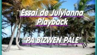 "Essai "" PA BIZWEN PALE "" par Julyianna"