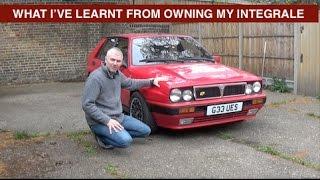 Lancia Delta Integrale 16V Buying Guide