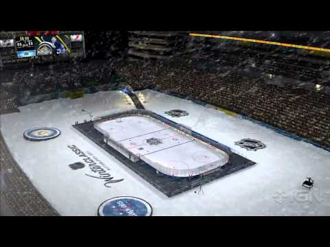 NHL 12: The Winter Classic Gameplay