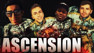 CoD Black Ops ZOMBIES - ASCENSION #1 with Vikkstar (Call Of Duty Zombies)