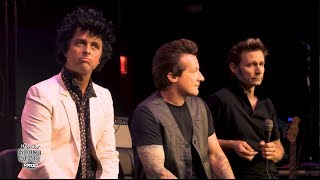 Kevin & Bean's Last Breakfast With Green Day | Interview