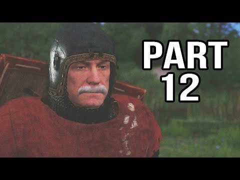 Kingdom Come Deliverance Gameplay Walkthrough Part 12 - Mystery Knight