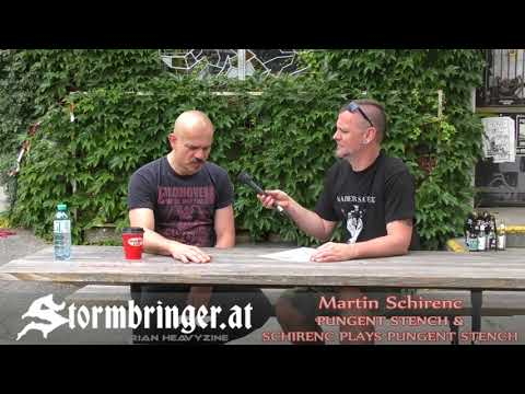 PUNGENT STENCH Interview 2018