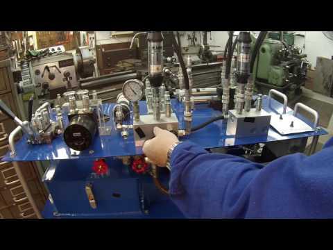 فحص وصيانة دوائر الهيدروليك محاضرة 1 -  Hydraulic System Inspection & Troubleshooting Session 1