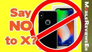 5 Reasons NOT to get the iPhone X