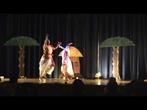 DE DOL DOL ..BANGLA FOLK DANCE.....BADV DURGAPUJA 2008