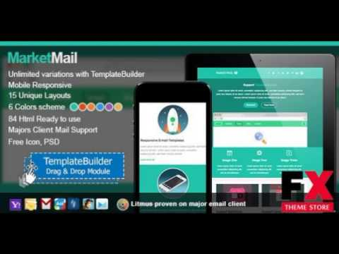 Preview market responsive e mail with templates builder youtube preview market responsive e mail with templates builder maxwellsz