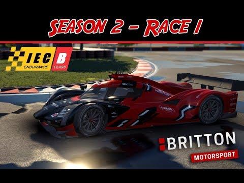Motorsport Manager - Endurance Series DLC - S2 R1 - Britton Motorsport