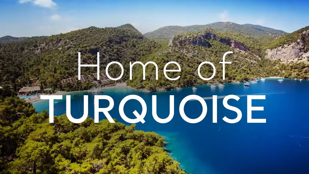 Go Turkey - Home of TURQUOISE